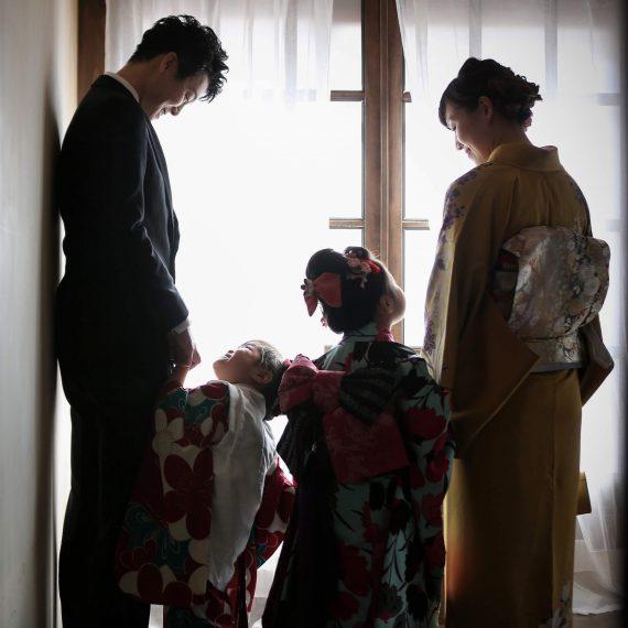 名古屋のおしゃれな七五三写真