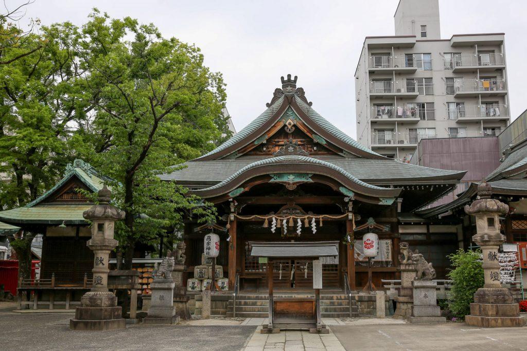 名古屋のお宮参り神社
