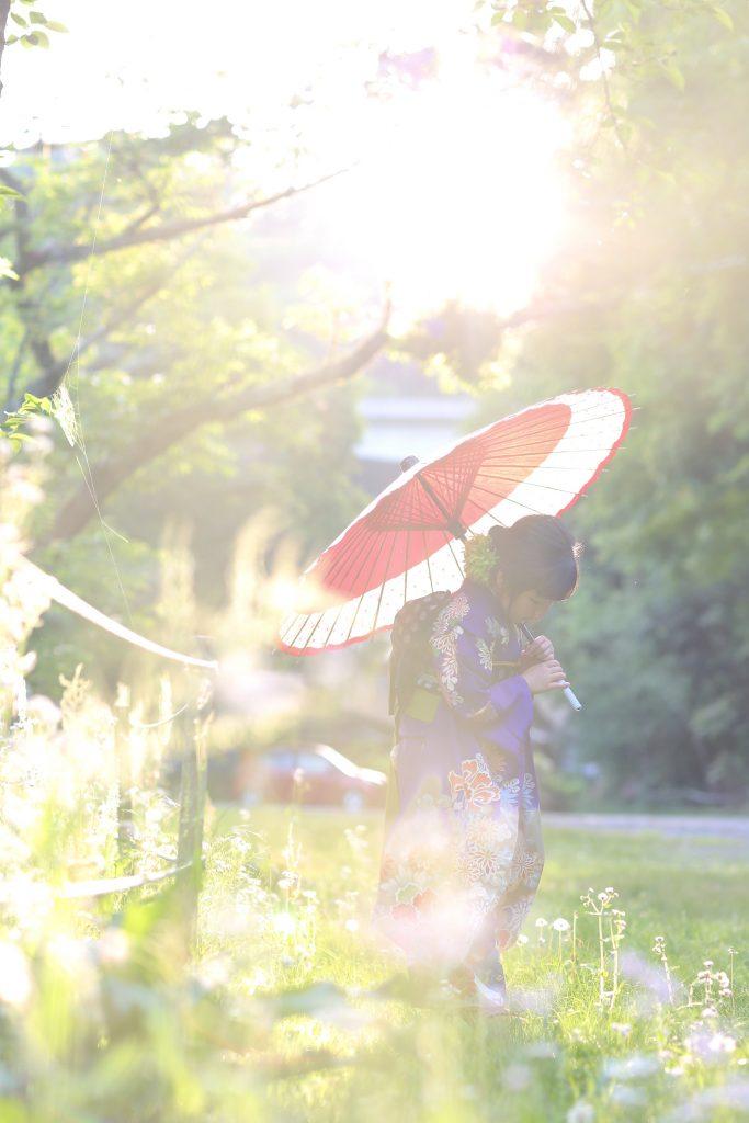 名古屋で人気の七五三撮影