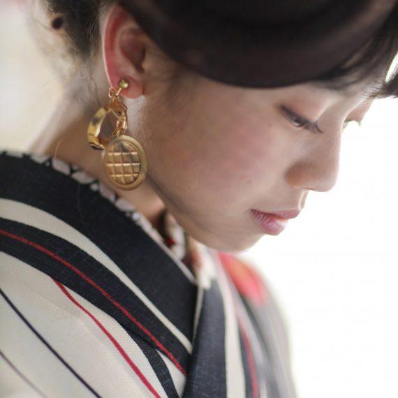名古屋で撮影したおしゃれなハーフ成人式