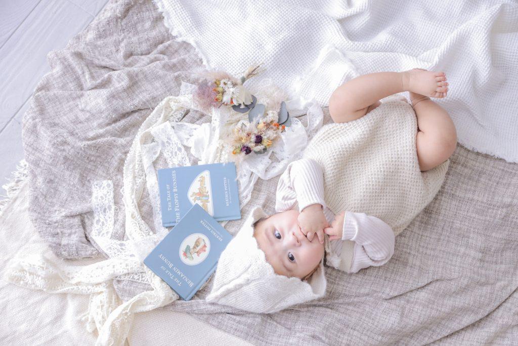 名古屋の赤ちゃん写真