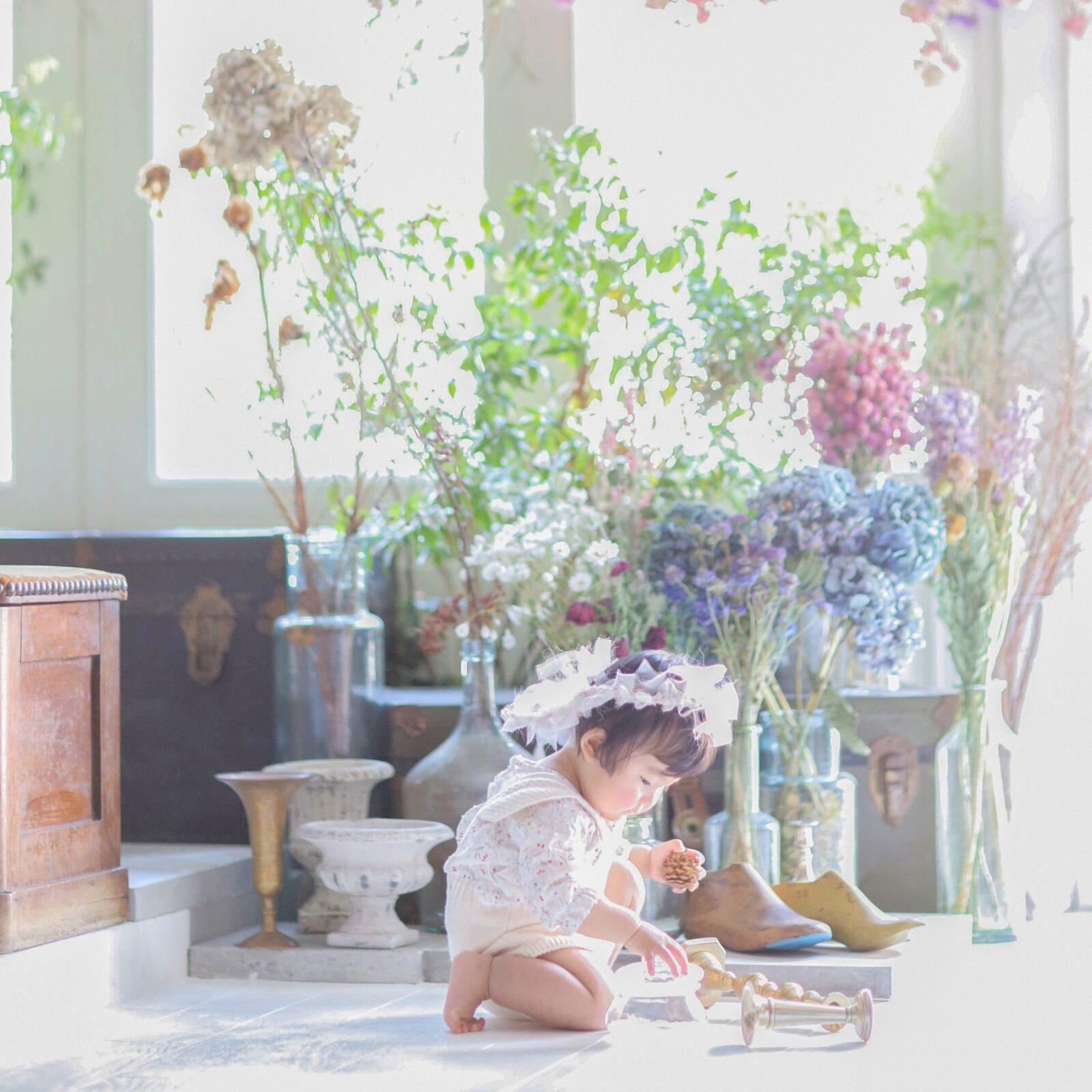 名古屋のおしゃれなフォトスタジオ