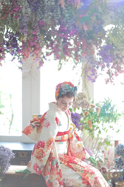 名古屋で撮影した成人式